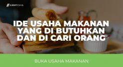 Ide Usaha Makanan
